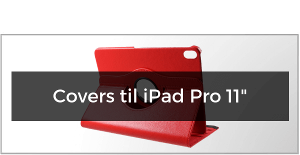 Cover til iPad Pro 11""
