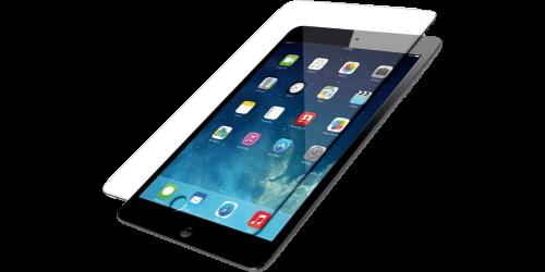 iPad Air Panserglas & Skærmbeskyttelse
