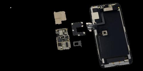 iPhone 11 Pro Reservedele