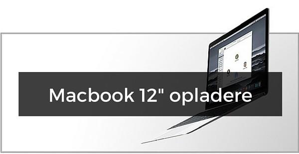 "Macbook 12"" opladere"