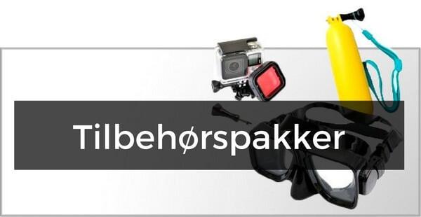 GoPro TilbehørsPakker