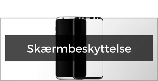 Panserglas & Skærmbeskyttelse til Samsung Galaxy S8