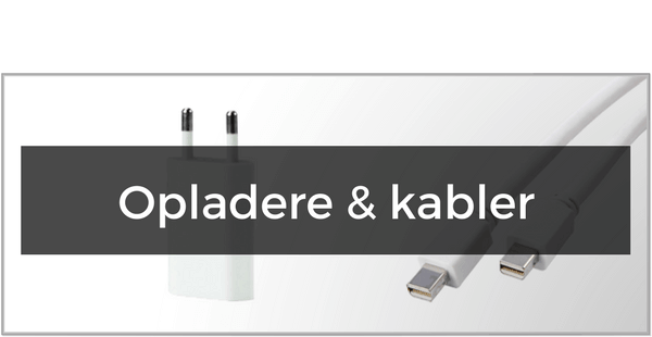 Opladere & kabler Samsung Galaxy S7 Edge