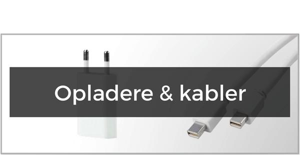 Oplader & kabler til Huawei P8 Lite
