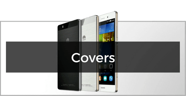 Cover til Huawei P8