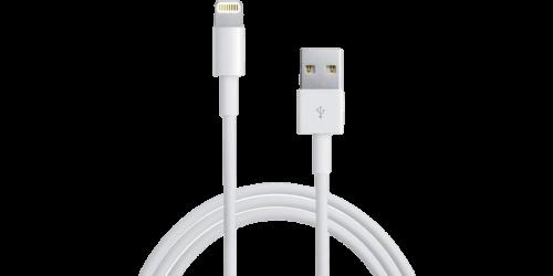Oplader og kabler til iPhone 8