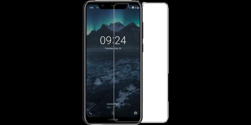 Nokia 5.1 Plus Panserglas & Skærmbeskyttelse