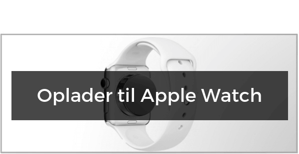 Apple Watch Oplader