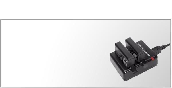 Opladere & Batterier