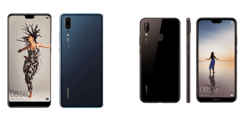 Huawei P20-Serien