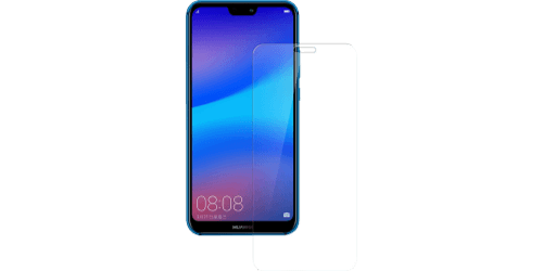 Panserglas & Skærmbeskyttelse til Huawei P20 Lite