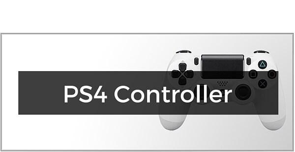 Playstation 4 controller Tilbehør