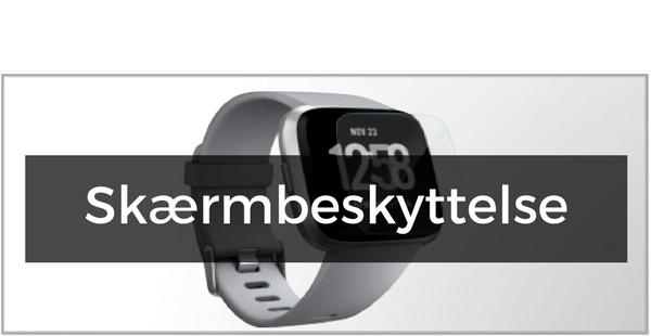 Panserglas & Skærmbeskyttelse til Fitbit Versa / Versa Lite