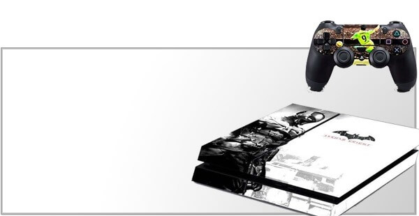 PS4 skins