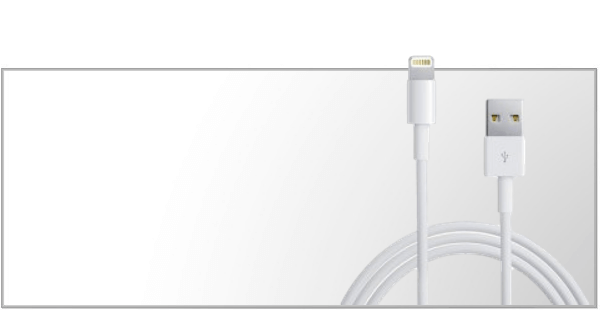 Oplader og kabler til iPhone X
