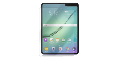 Samsung Galaxy Fold Beskyttelsesglas & Skærmbeskyttelse