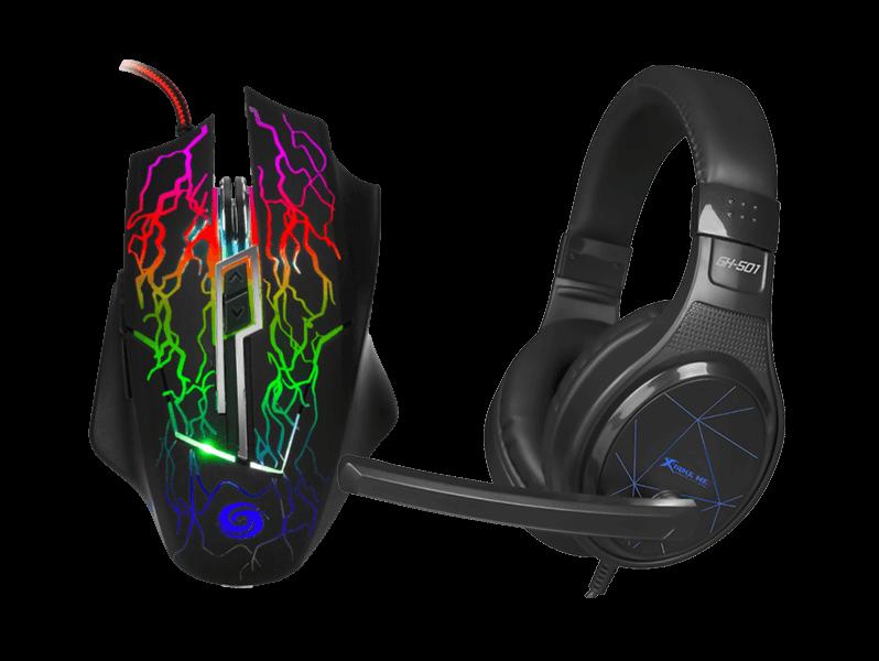 mus & headset