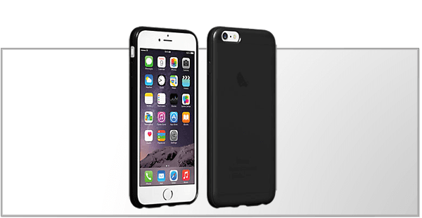 iPhone 6/6S Silikone Cover