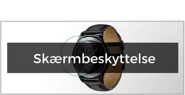 Panserglas & Skærmbeskyttelse til Samsung Gear Sport