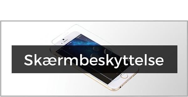 Skærmbeskyttelse til iPhone 8