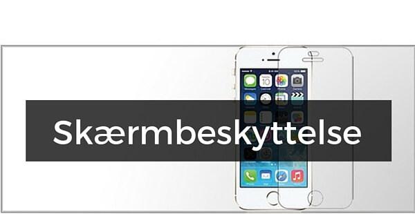 Skærmbeskyttelse til iPhone SE