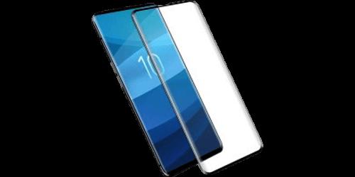 Samsung Galaxy S10 Lite Beskyttelsesglas & Skærmbeskyttelse