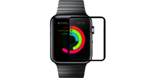 Apple Watch 7 Beskyttelsesglas & Skærmbeskyttelse