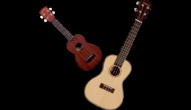 Guitar & Ukulele Tilbehør