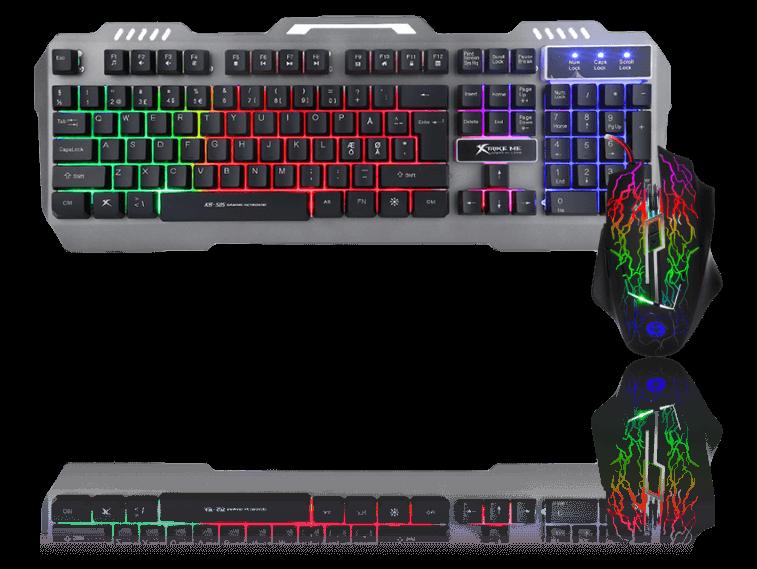 PS4 gamer tastatur & mus