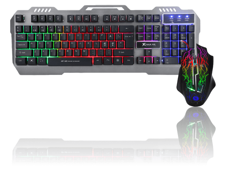 Xbox One Gamer tastatur & mus