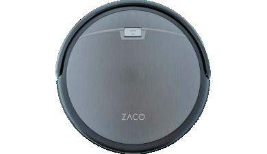 Tilbehør til Zaco Robotstøvsuger