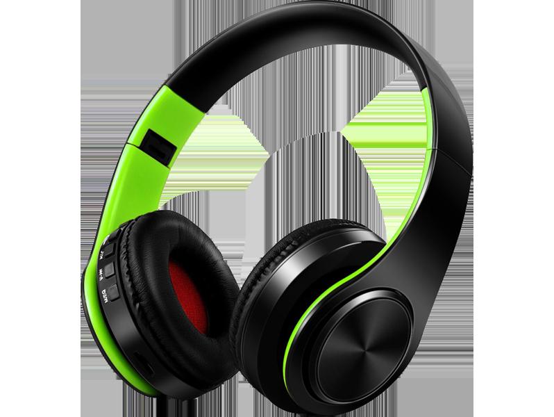 Image of   Sadao S710 Trådløst Headset-Sort