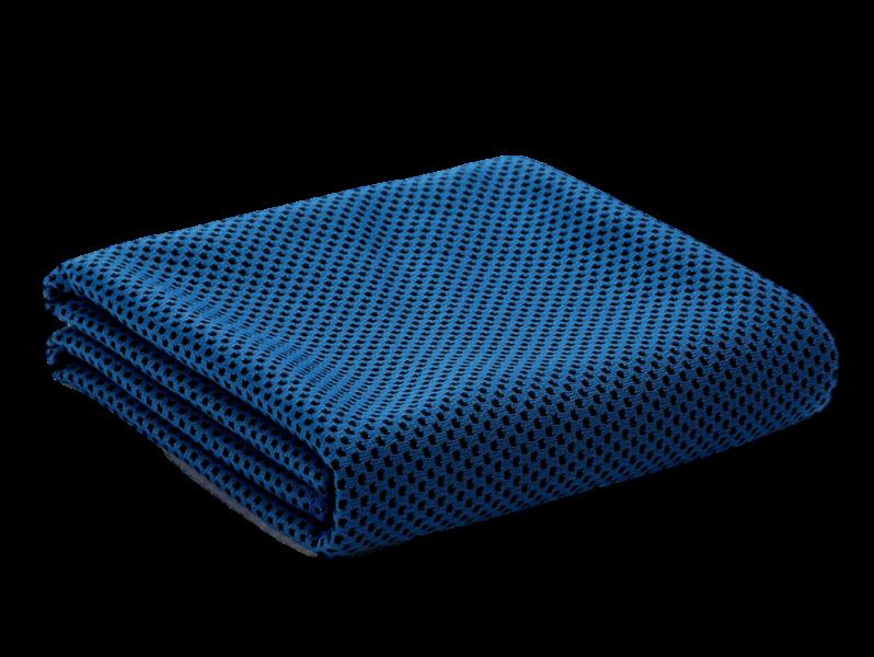 Image of   Kølende Håndklæde-Mørkeblå