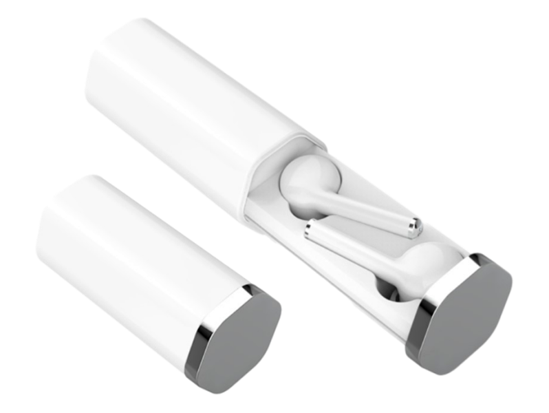 Image of   W50 Trådløse Earbuds m/ Mikrofon og Etui