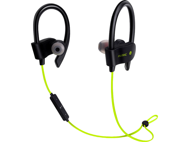 Image of   Mataii Bluetooth Løbe Headset