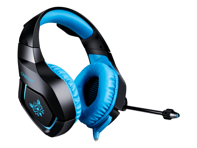 Onik K1 Gaming Headset til PC, PS4 & Xbox