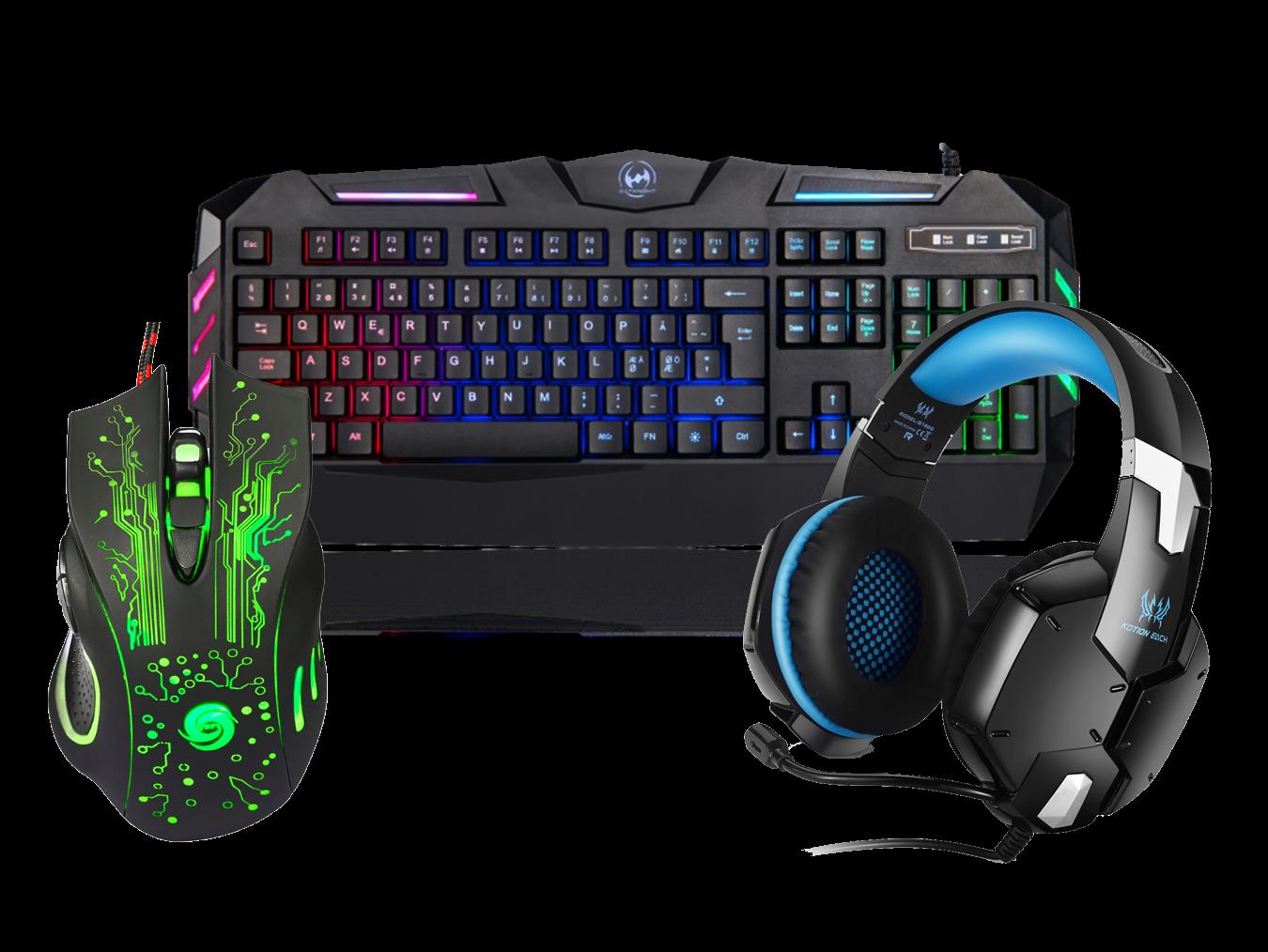 Image of   Premier Gaming sæt