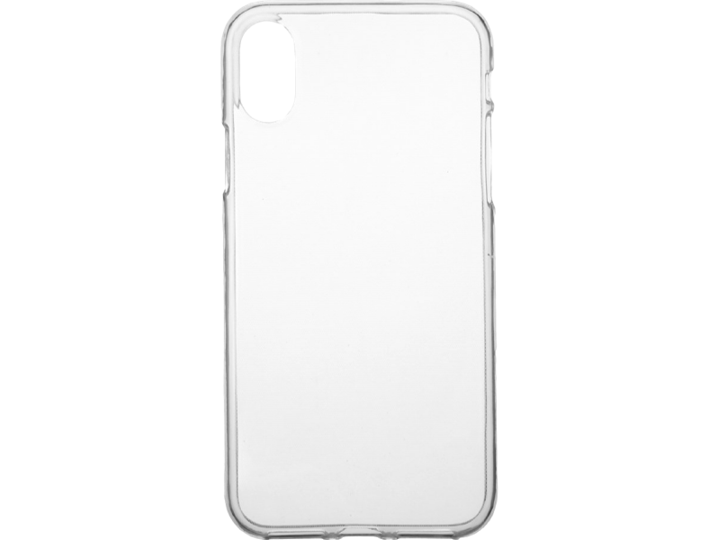 Image of   Transparent TPU cover til iPhone X