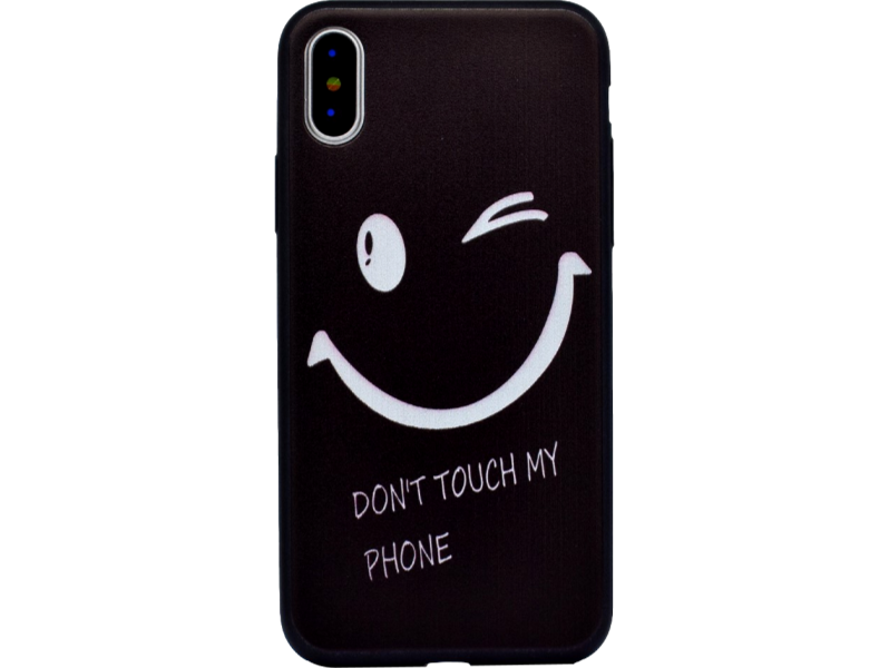 Image of   Toba TPU cover til iPhone X
