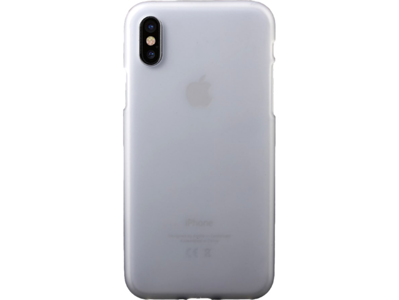 Image of   Matte TPU cover til iPhone X