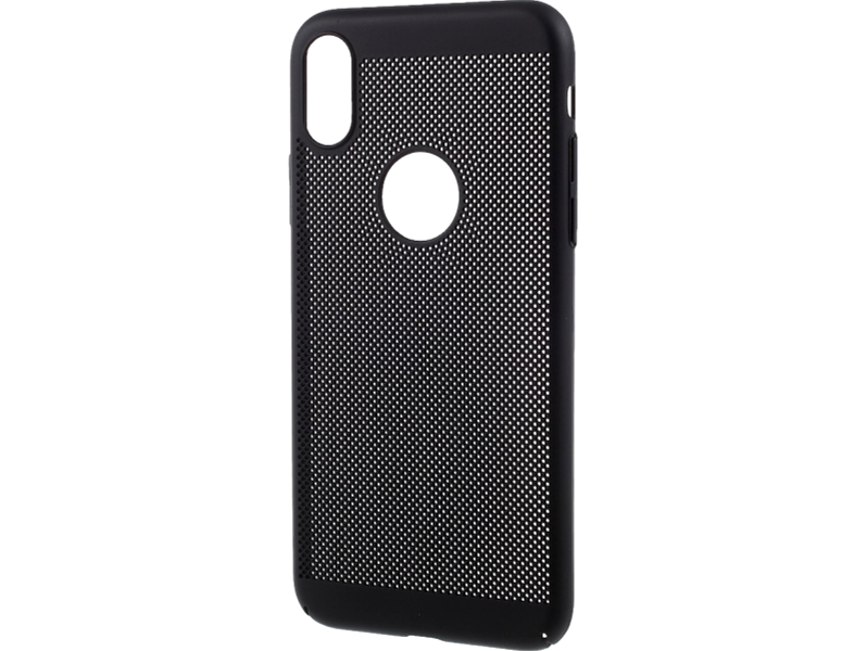 Image of   Actea plastic cover til iPhone X-Sort