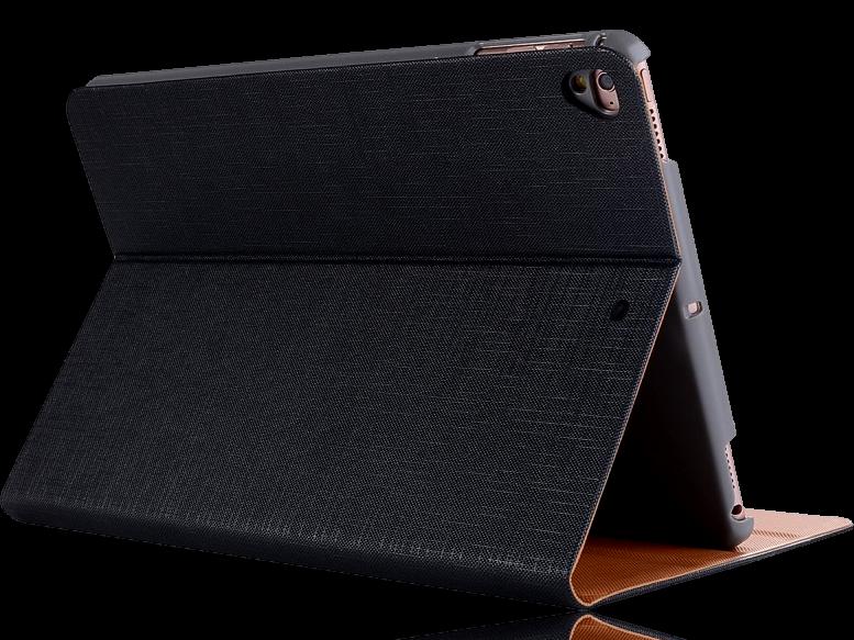 "Image of   Aluda flipcover i PU læder til iPad Air 1 / 2 / iPad Pro 9,7"" / iPad 9,7"" (2017/2018)"