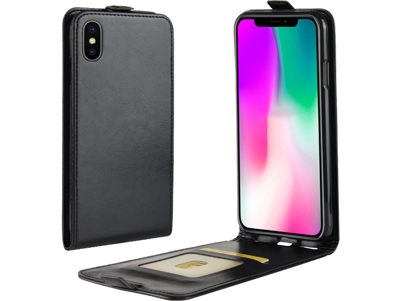 Image of   Sarandi Flip Cover til iPhone XR