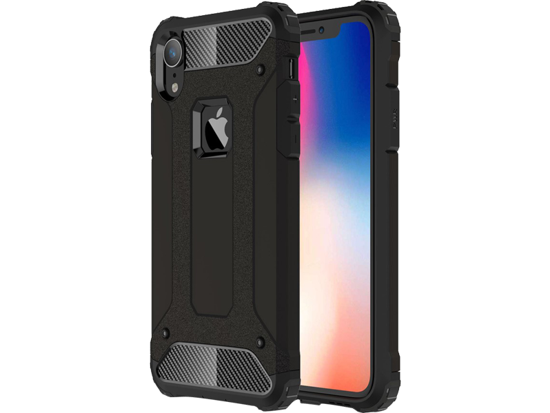 Image of   Armor Hybrid TPU Cover til iPhone XR