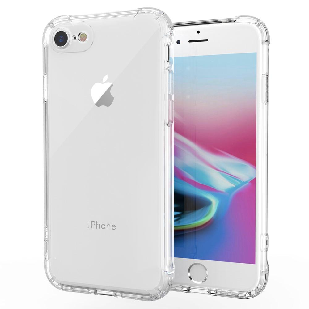 Image of   Gennemsigtig TPU cover til iPhone 7 / 8 / SE (2020)