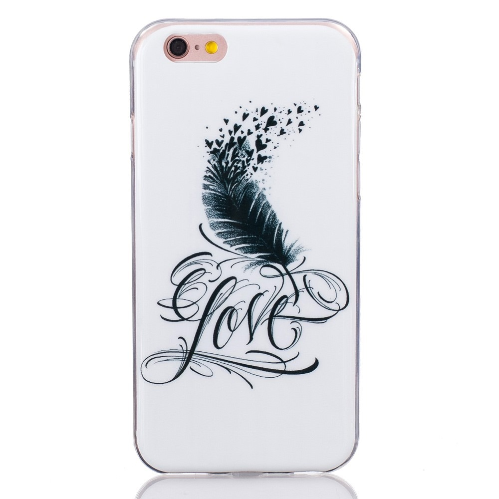 Image of   Granna TPU cover til iPhone 6 / 6s