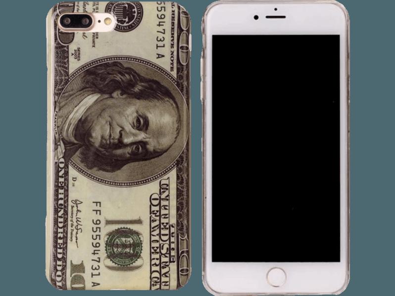 Image of   Dolla Cover Til iPhone 7 Plus / 8 Plus Med Motiv