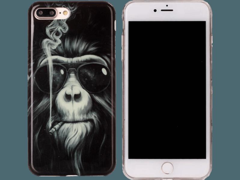 Image of   Movris Cover Til iPhone 7 Plus / 8 Plus Med Motiv