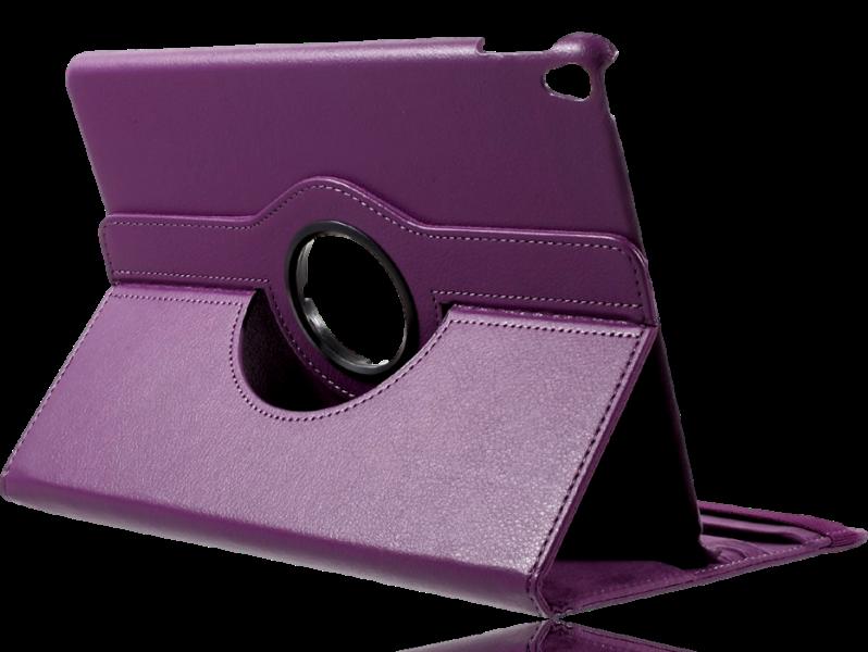 "Image of   Brechin 360 graders flipcover i PU læder til iPad Pro 10,5""-Lilla"