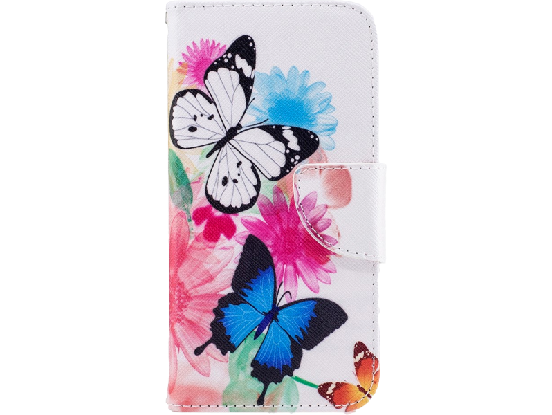 Image of   Sommerfugle flipcover til iPhone X